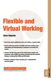 Flexible and Virtual Working by Steve Shipside
