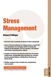 Stress Management by Richard Pettinger