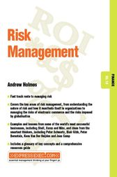 Risk Management by Andrew Holmes