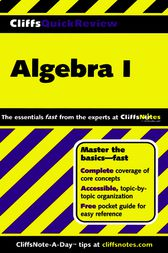 Algebra I by Jerry Bobrow