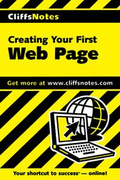 Creating Your First Web Page by Alan Simpson