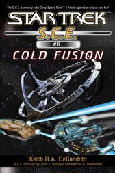 Cold Fusion by Keith R. A. DeCandido