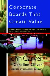 Corporate Boards That Create Value