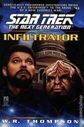 Infiltrator by W.R. Thompson