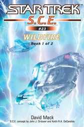 Wildfire Book 1 by David Mack