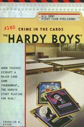 Crime in the Cards by Franklin W. Dixon
