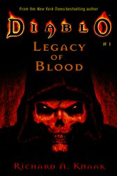 Legacy of Blood by Richard A. Knaak