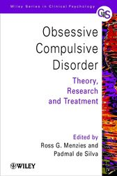 Obsessive-Compulsive Disorder by Ross G. Menzies