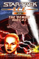 Star Trek: The Demon Book 2 by Loren Coleman