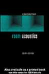 Room Acoustics by Heinrich Kuttruff