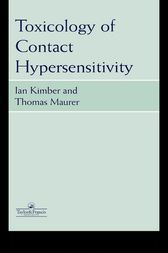 Toxicology of Contact Hypersensitivity by Ian Kimber