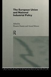 The European Union and National Industrial Policy by Hussein Kassim