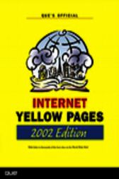 Que's Official Internet Yellow Pages, 2002 Edition, Adobe Reader by Asit Patel