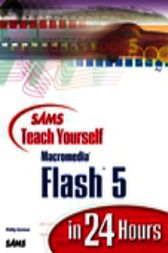 Sams Teach Yourself Macromedia Flash 5 in 24 Hours, Adobe Reader by Phillip Kerman