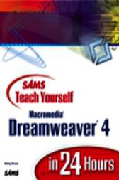 Sams Teach Yourself Macromedia Dreamweaver 4 in 24 Hours, Adobe Reader by Betsy Bruce