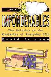 Imponderables by David Feldman