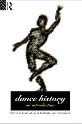 Dance History by Janet Adshead-Lansdale