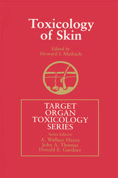 Toxicology of Skin by Howard I. Maibach