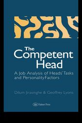 The Competent Head by Dilum Jirasinghe