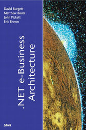 .NET e-Business Architecture by G. A. Sullivan