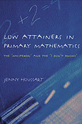 Low Attainers in Primary Mathematics by Jenny Houssart
