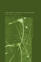 Environmental Values in a Globalizing World by Ian Lowe