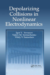 Depolarizing Collisions in Nonlinear Electrodynamics