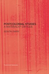 Postcolonial Studies by Benita Parry