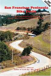 San Francisco Peninsula Bike Trails by Conrad J. Boisvert