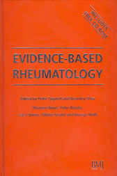 Evidence-Based Rheumatology by Peter Tugwell