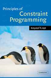 Principles of Constraint Programming by Krzysztof Apt