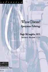 Whose Disease? by Hugh McLaughlin