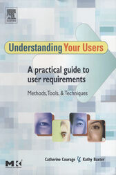 Understanding Your Users