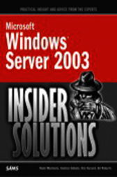 Microsoft Windows Server 2003 Insider Solutions, Adobe Reader
