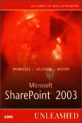 Microsoft SharePoint 2003 Unleashed, Adobe Reader by Lynn Langfeld