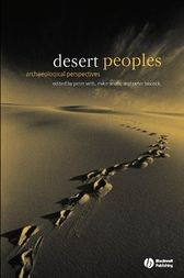 Desert Peoples by Peter Veth