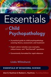 Essentials of Child Psychopathology by Linda Wilmshurst