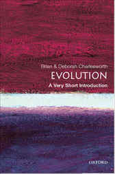 Evolution by Brian Charlesworth