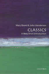 Classics: A Very Short Introduction by Mary Beard