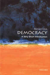 Democracy by Bernard Crick