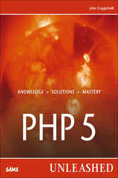 PHP 5 Unleashed by John Coggeshall