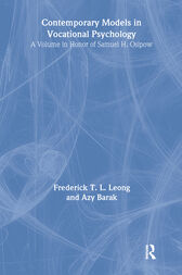 Contemporary Models in Vocational Psychology by Frederick Leong
