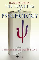 Handbook of the Teaching of Psychology by William Buskist