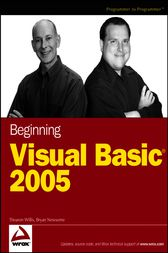 Beginning Visual Basic 2005 by Thearon Willis