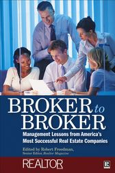 Broker to Broker by Robert Freedman