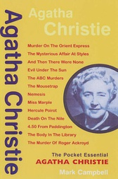 Agatha Christie by Mark Campbell