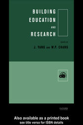 Building Education and Research by Jay Yang