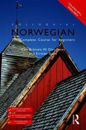 Colloquial Norwegian by W. Glyn Jones Bråtveit