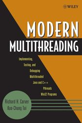 Modern Multithreading by Richard H. Carver