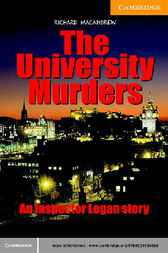 The University Murders Level 4 by Richard MacAndrew